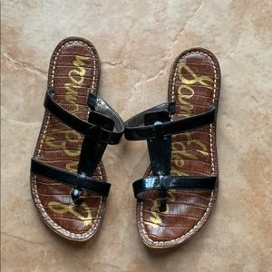3/$30 Sam Edelman Brown Strappy Kira Sandal 6.5M